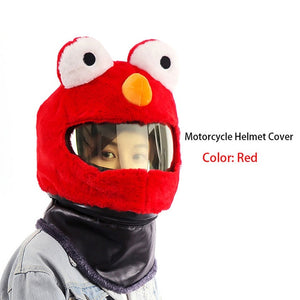 Funny Unisex Frog Motorcycle Helmet Cover