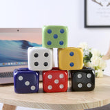 Colorful Cute Dice Ashtray - BE.UNIQUE