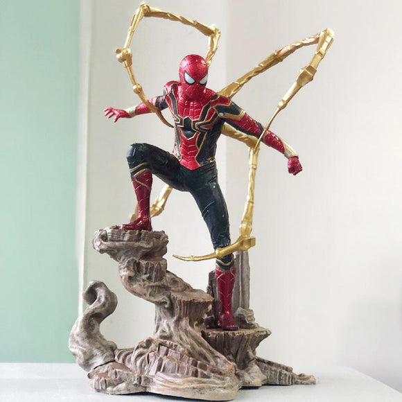 Avengers Infinity War Iron Spider Man Action Figure
