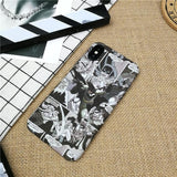 Marvel Comics phone case