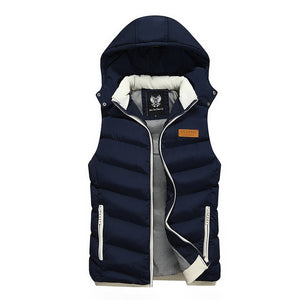 Men Jackets Sleeveless