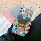 Hot Minnie mouse Holder Ring & phone case