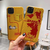 DHL Design Phone Case