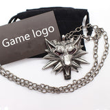 The Witcher Wizard Necklace