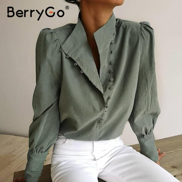 Elegant women blouse shirt