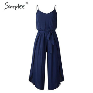 Simple Elegant jumpsuit