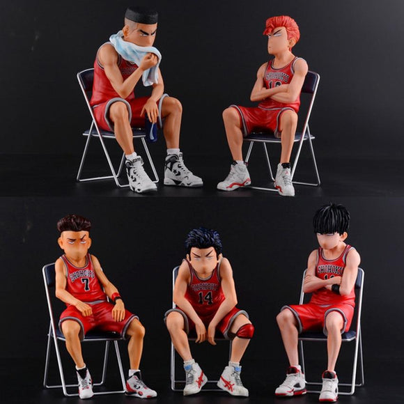 SLAM DUNK Action Figure