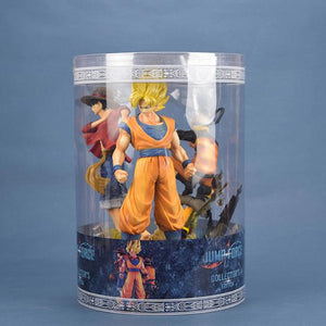 Jump Force ONE PIECE Naruto Dragon Ball Group Action Figure