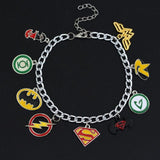 MQCHUN Marvel The Avengers Superhero Bracelet - BE.UNIQUE