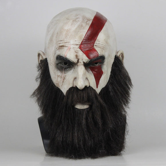 God Of War 4 Kratos Mask