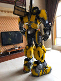 Bumblebee Wearable Armor Transformers Cosplay