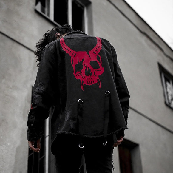 Spring / Autumn Devil  jacket