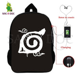 Naruto Multifunction Backpack - BE.UNIQUE