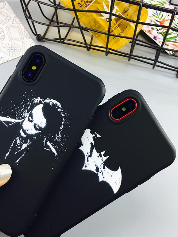 Batman vs Joker Phone Case
