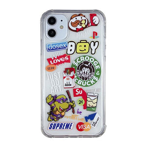 Cartoon Phone Case