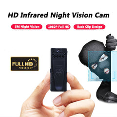 A7 Mini Camera Full HD 1080P Night Vision Motion Detection Small Body Camcorder