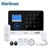 Switchable Wireless Home Security  (Alarm system APP Remote Control)