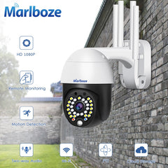 Marloboze 1080p Outdoor Security Camera (Waterproof)