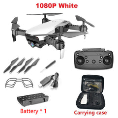 RC Drone 4K Camera Optical Flow Selfie  Foldable Wifi Quadcopter