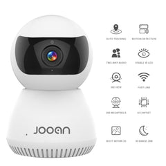 Wireless AI Smart Wifi Camera Automatic Tracking With Two Way Intercom For Security Surveillance