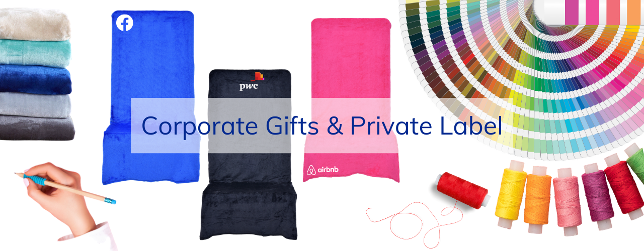 Corporate Gifting and Private Label Options for Assuage Seat Covers