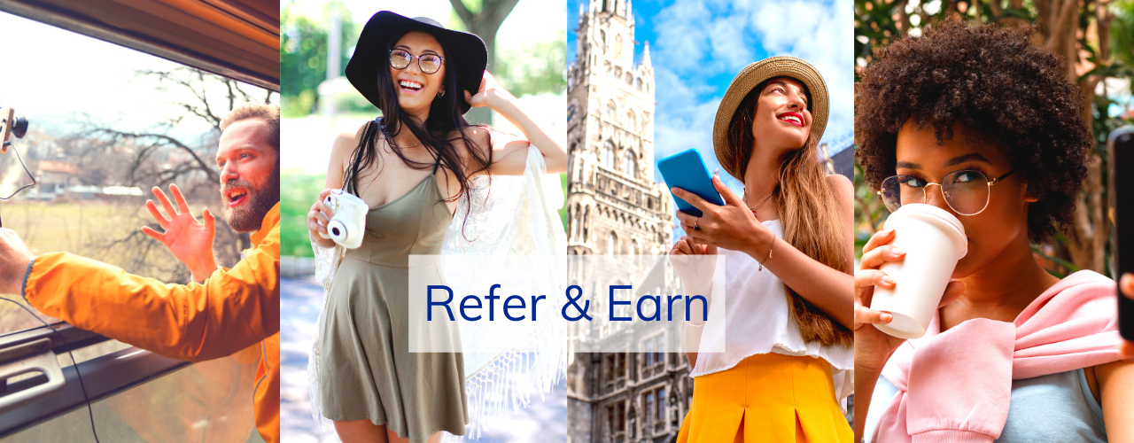 Refer friends and followers to Assuage seat covers and earn money.
