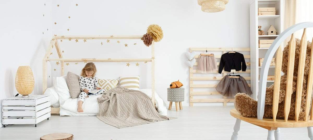 Montessori Bedroom Style Guide