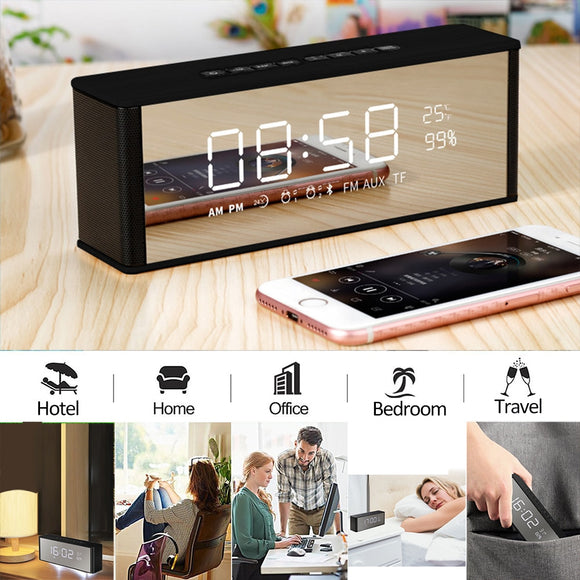 Bluetooth Receiver Portable Wireless Speaker