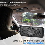 Wireless Bluetooth Car Kit Set Speaker