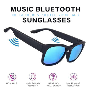 Smart Bluetooth glasses 5.0 stereo