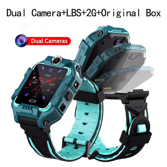 Children's Smart Watch Dual Camera