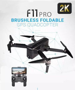 F11 Pro Brushless RC Drone Quadcopter