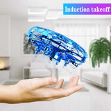Mini Helicopter UFO RC Drone For Children