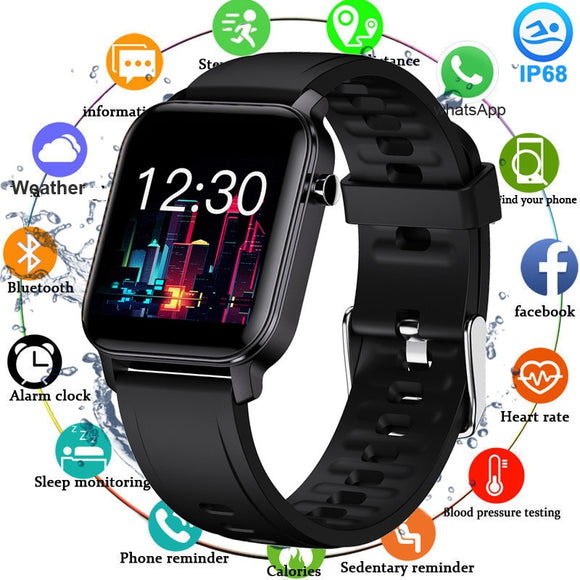 2020 Full Touch Smart Watch