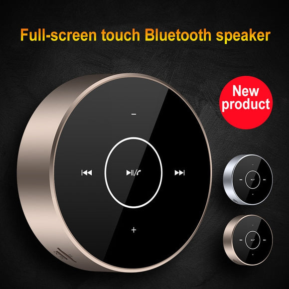 A6 Touch Screen Bluetooth Speaker
