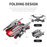 Drone Foldable Quadcopter