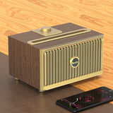 Bluetooth speaker retro classic