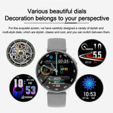 Q16 Smart Watch Men Full Touch Screen