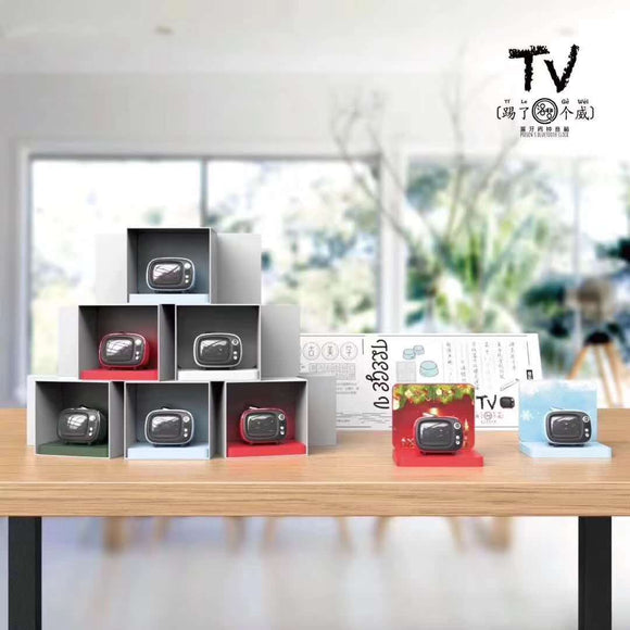 Mini TV Bluetooth Speaker