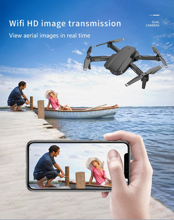 Mini Drone With 4K Professional HD Camera