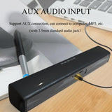10W Bluetooth Wireless TV Sound Bar
