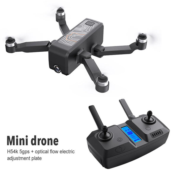Professional RC Drone With 4K Camera HD GPS 5G WiFi FPV Brushless 6-Axis Gyro Altitude Hold Optical Positioning RC Quadcopter