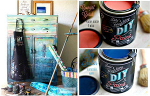 Cowgirl Coral DIY Paint