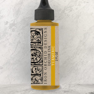 Decor Ink Turmeric 2 oz