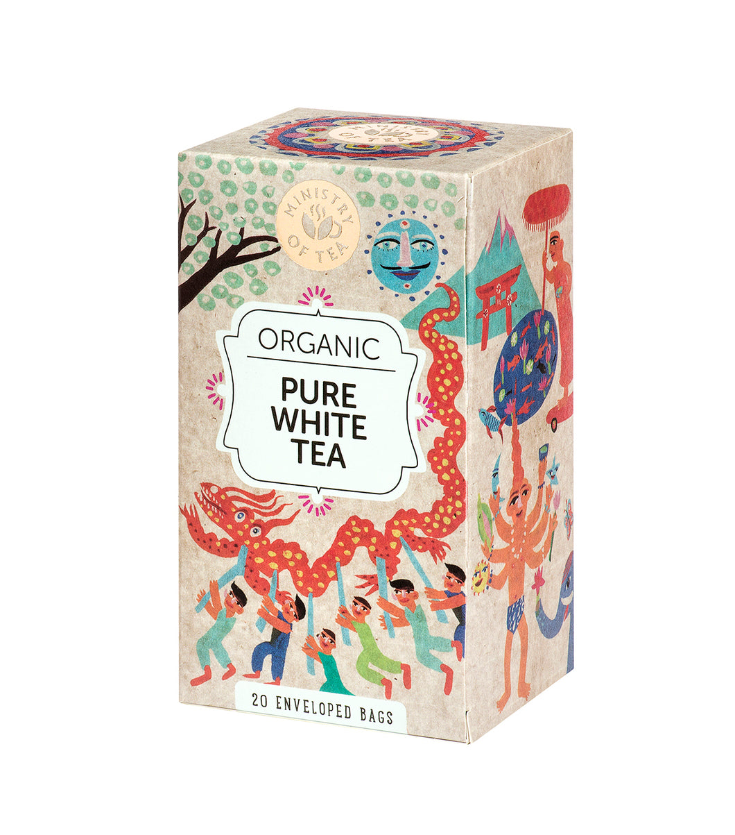 Organic Pure White Tea