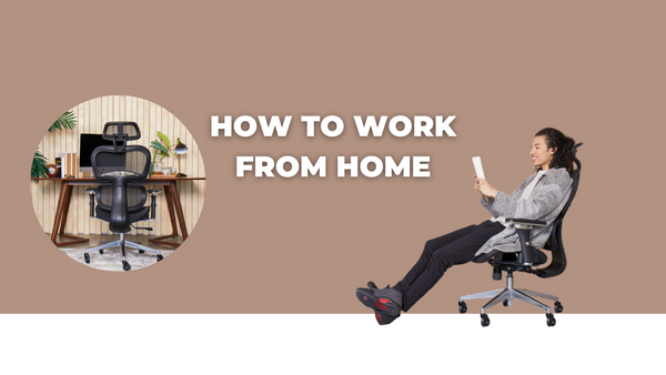 Create Healthy Work-From-Home Habits with these Helpful Tips!