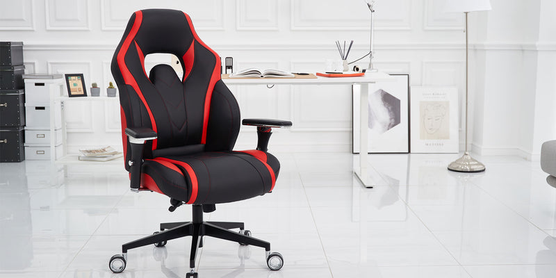 "Nouhaus ""Cobra"" Gaming and Office Chair- High Spec Ergonomic Racing Chair"