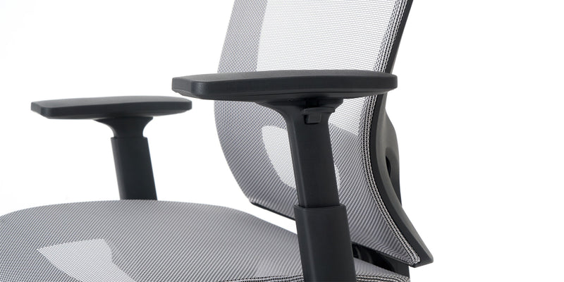 NOUHAUS ErgoTask - Ergonomic Task Office Chair with Headrest