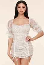 Load image into Gallery viewer, Maribel Intricate Lace Dress