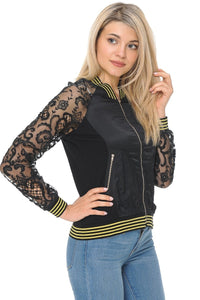Zelly Lace Jacket